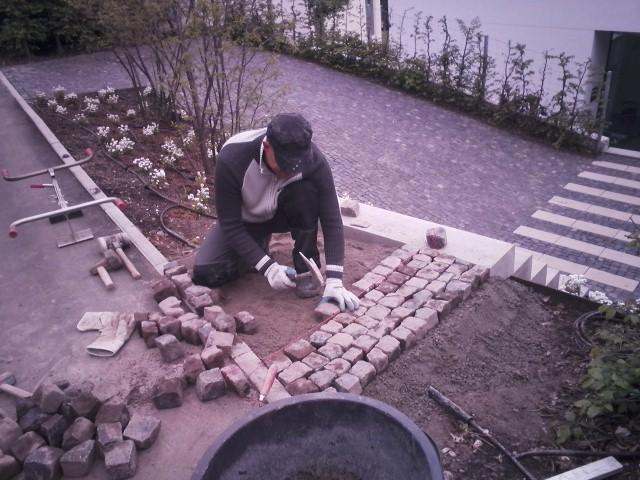 Pflasterarbeiten, Garten-Boss, Stuttgart